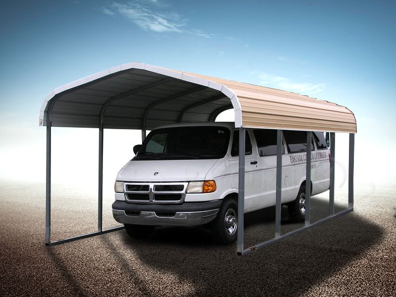 One Car Metal Carport are rising in popularity than