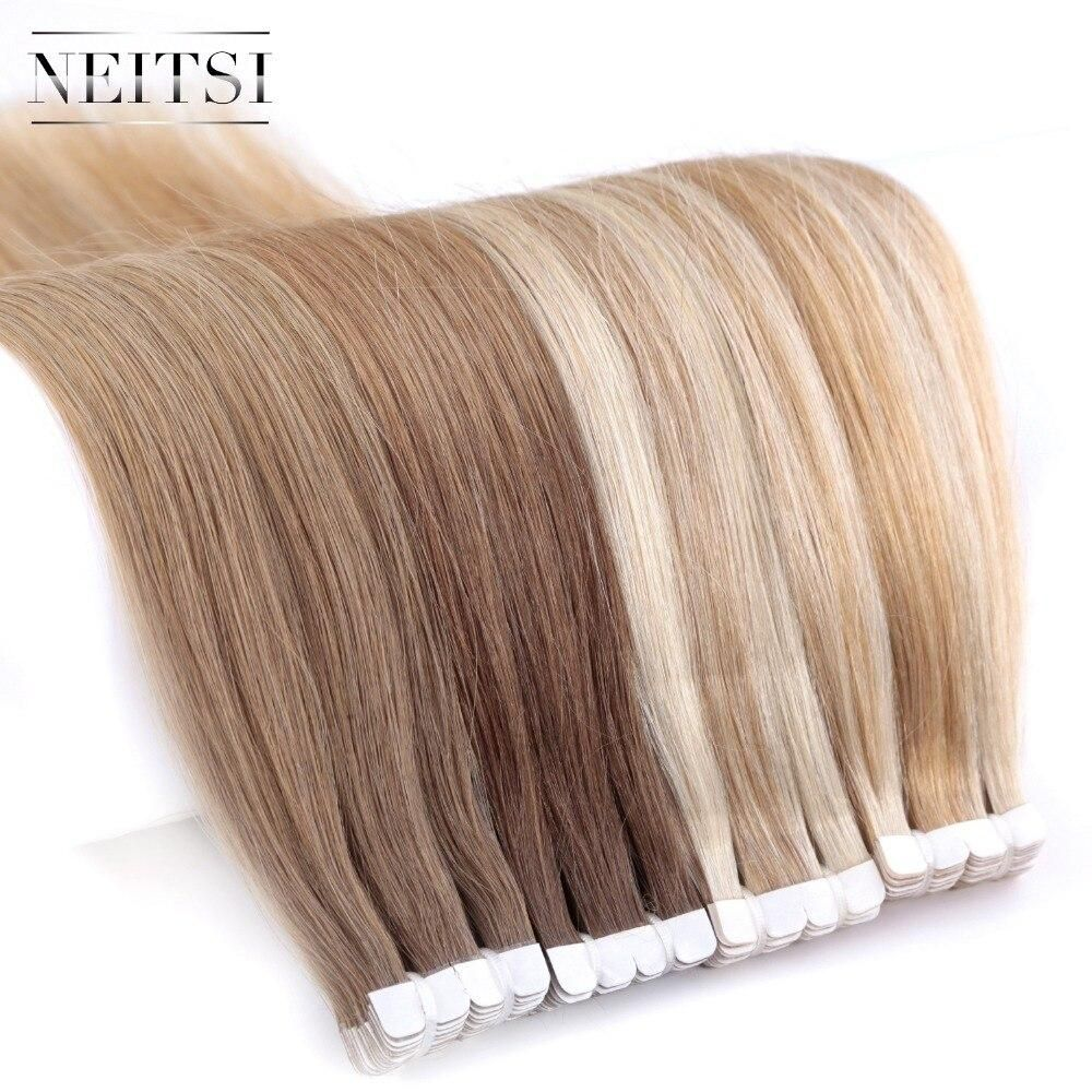 Chic Beauty Human Hair Extension Tape in hair extensions