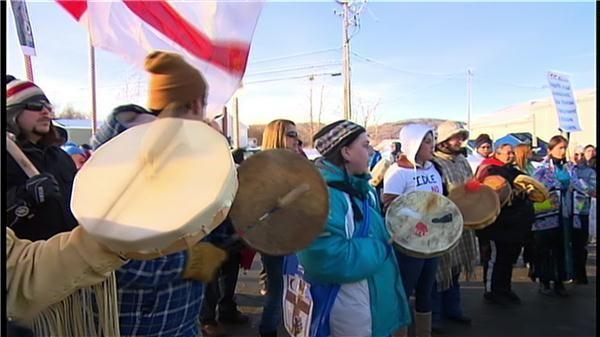 Radio Canada Cote Nord >> Idle No More Grande Mobilisation Des Innus Sur La Cote