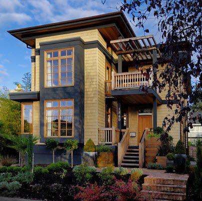 Fachadas de casas r sticas dise os y materiales fachada - Disenos casas rusticas ...
