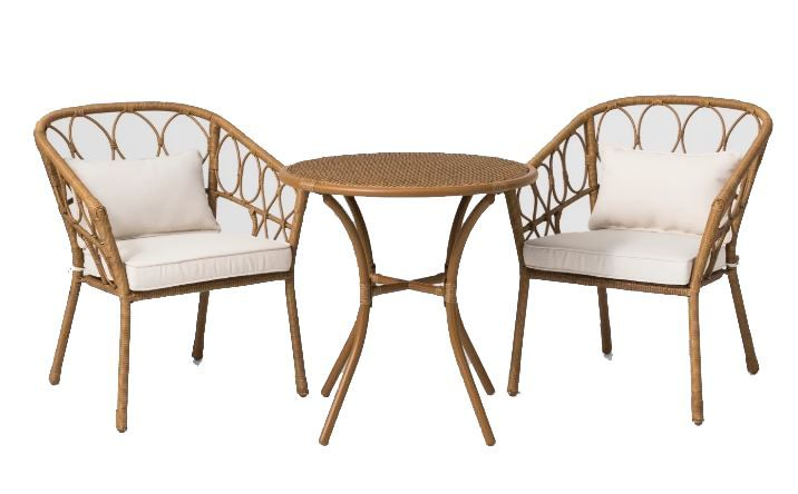 Wicker Table Set Target Affordable
