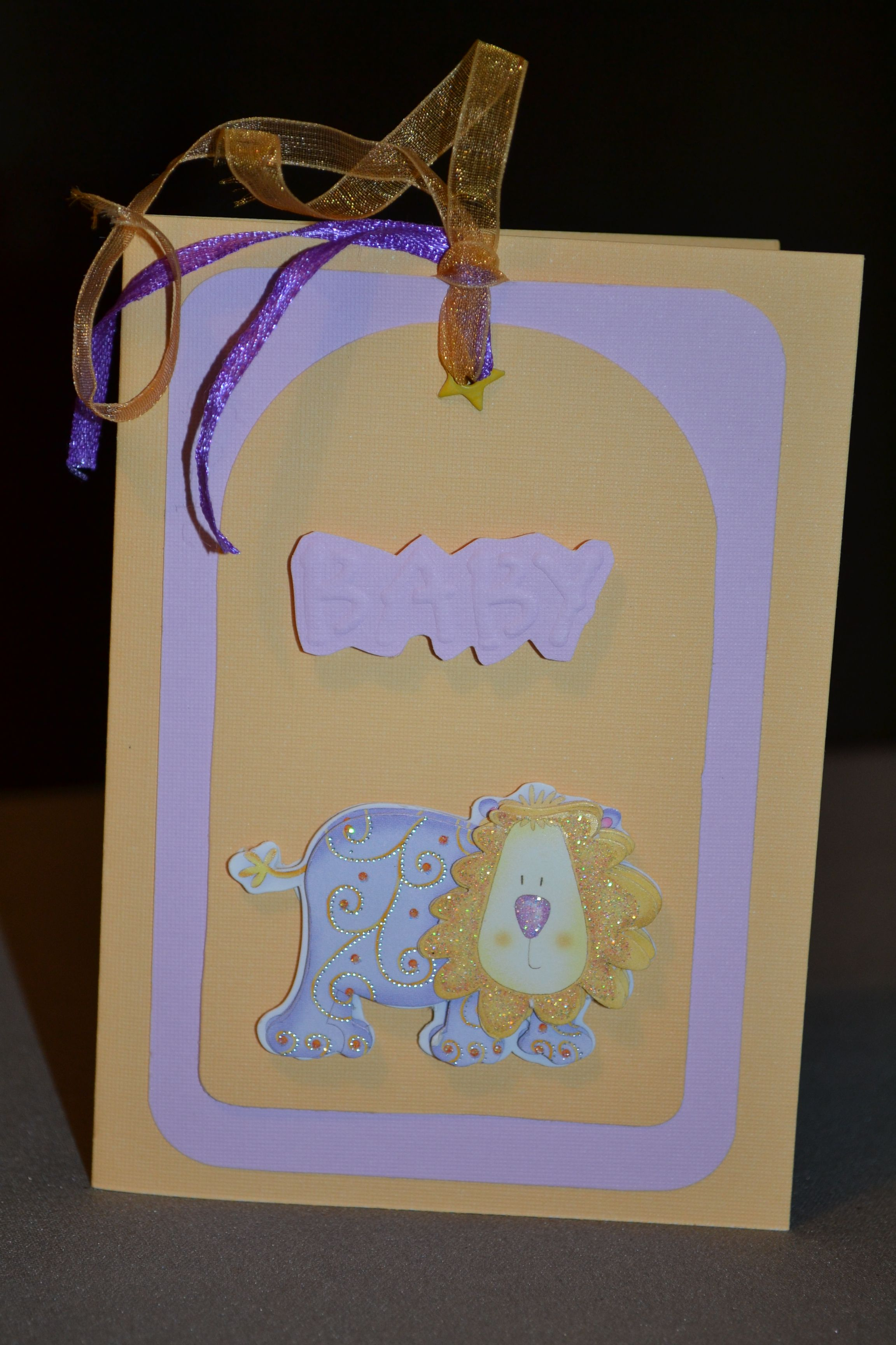 Baby gift card with images cards cards handmade baby