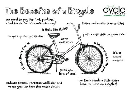 How Does Bicycle Commuting Contribute To A Clean Environment Http