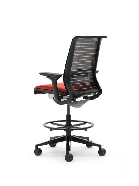 Think Steelcase Ergonomic Chair Adjustable Office Chair