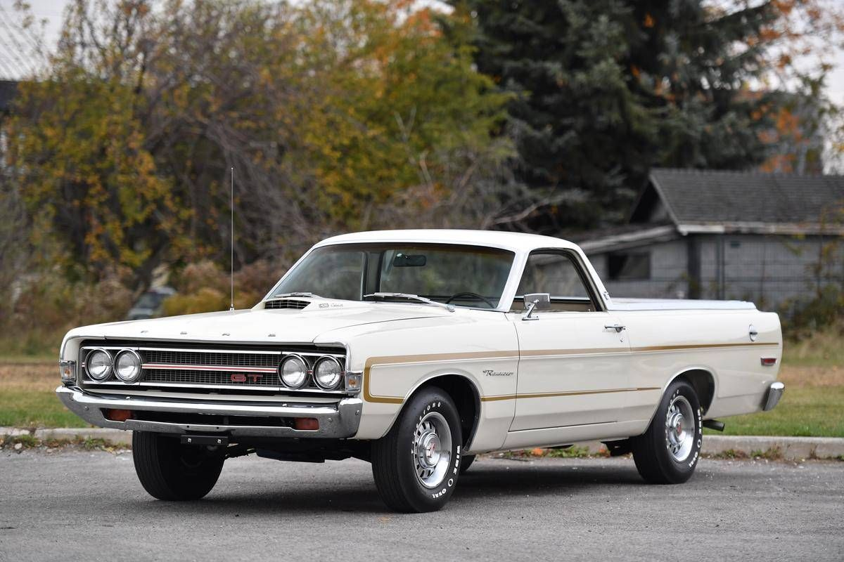 1969 ford ranchero for sale 2028626 hemmings motor news