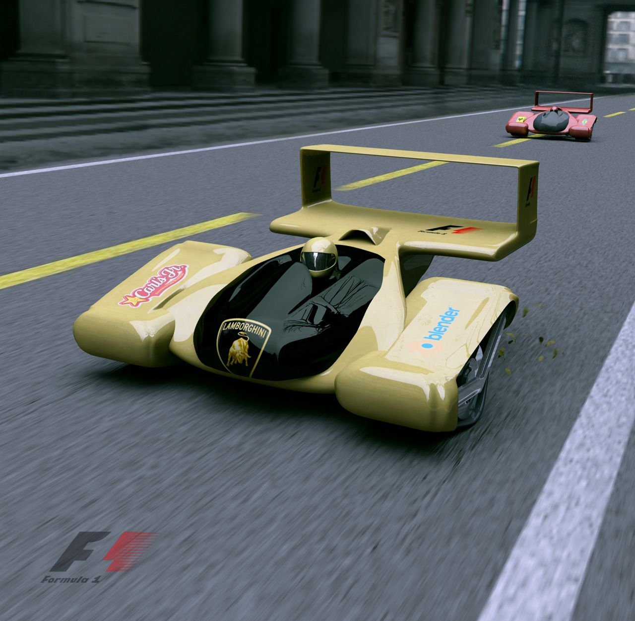 Image By BrooksElliott Formula 1 Racing Cars In The Future
