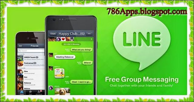 Line 5 2 0 Free Calls Messages For Android Apk Final Android