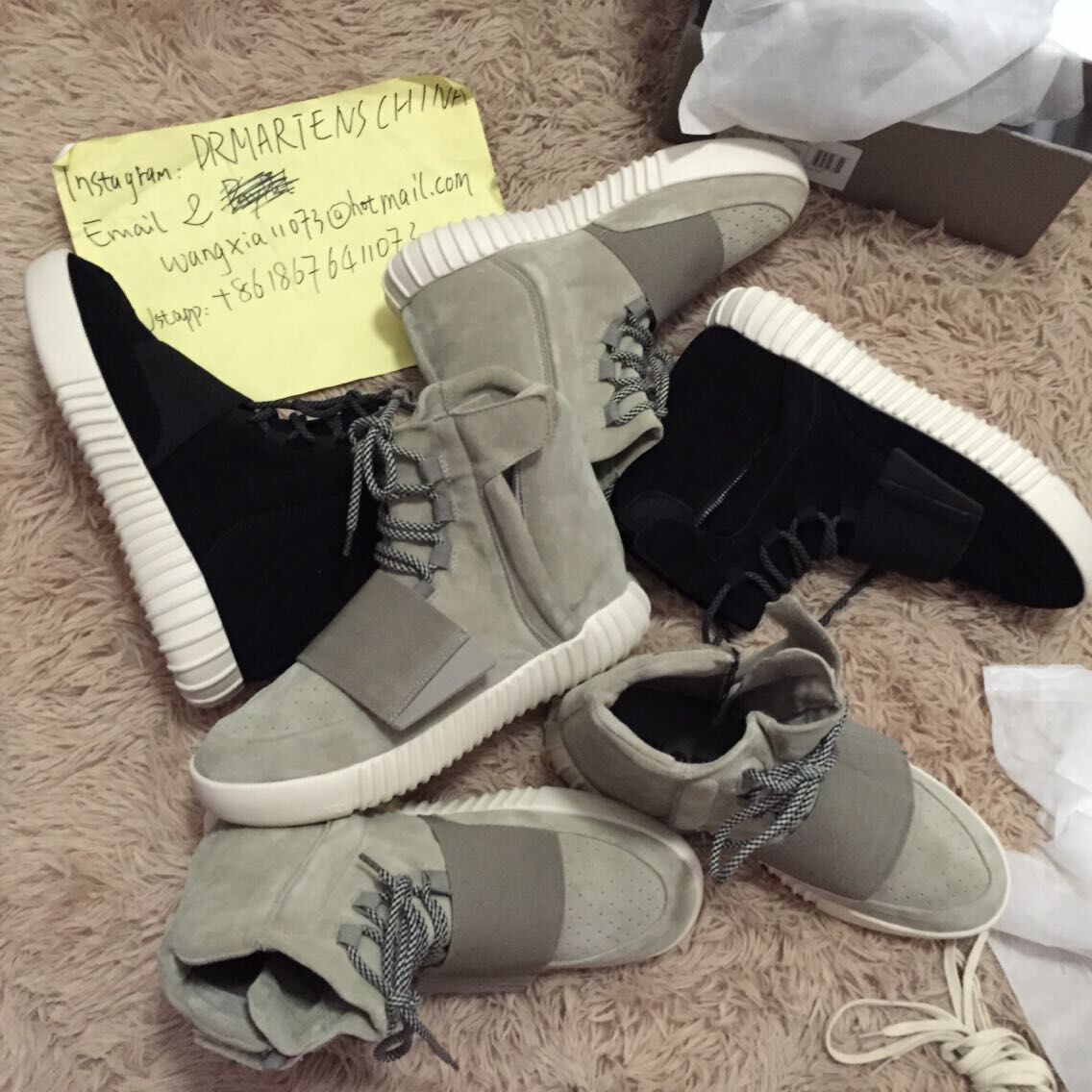 best service 2c38e d9cec Pin by Shine Wang on Yeezy 750 Boost | Yeezy boost 750 ...