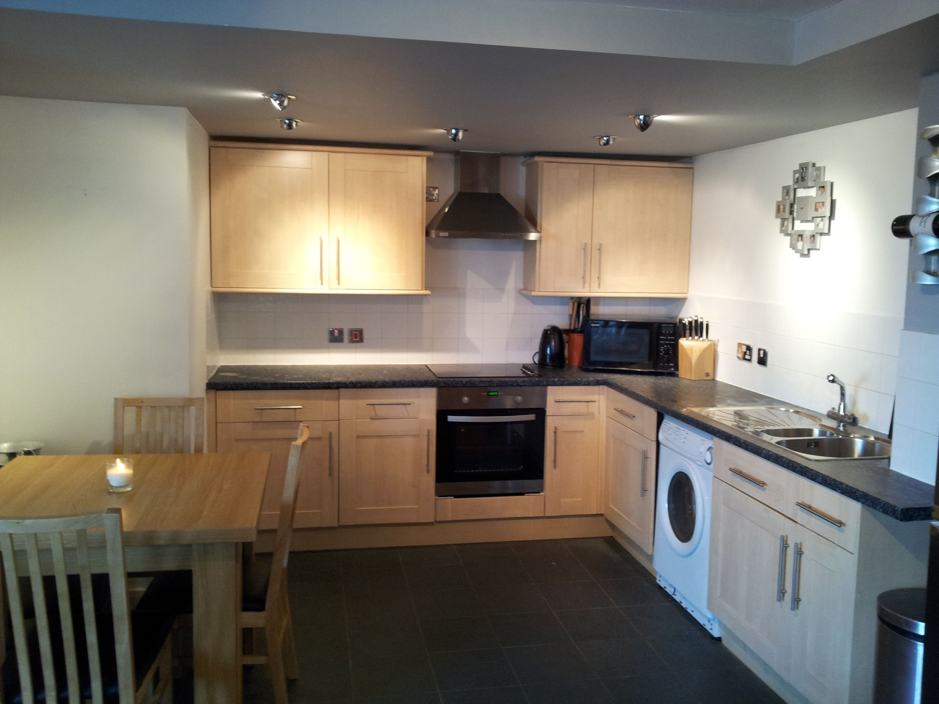 Flat 45 Regency House Queens Road Coventry CV1 3DA Kitchen