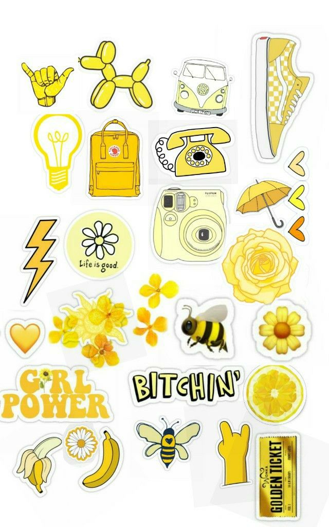 Cute Aesthetic Printable Stickers