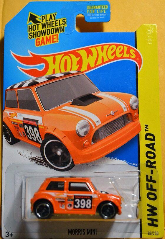 Blusukan Lihat Morris Mini Hotwheels Dengan Harga Murce Merice Below