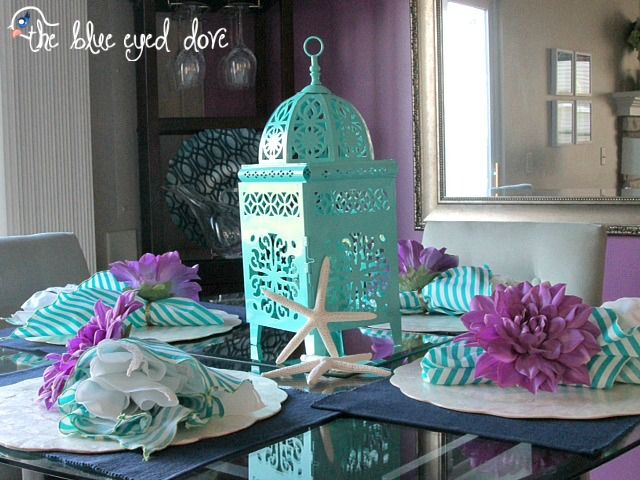 Summer Home Tour Dining Room Table DecorRoom