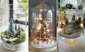weihnachtsdeko im glas - Google Zoeken #weihnachtsdekoimglasmitkugeln