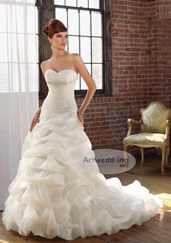 Mori Lee 4803 Used Wedding Dress