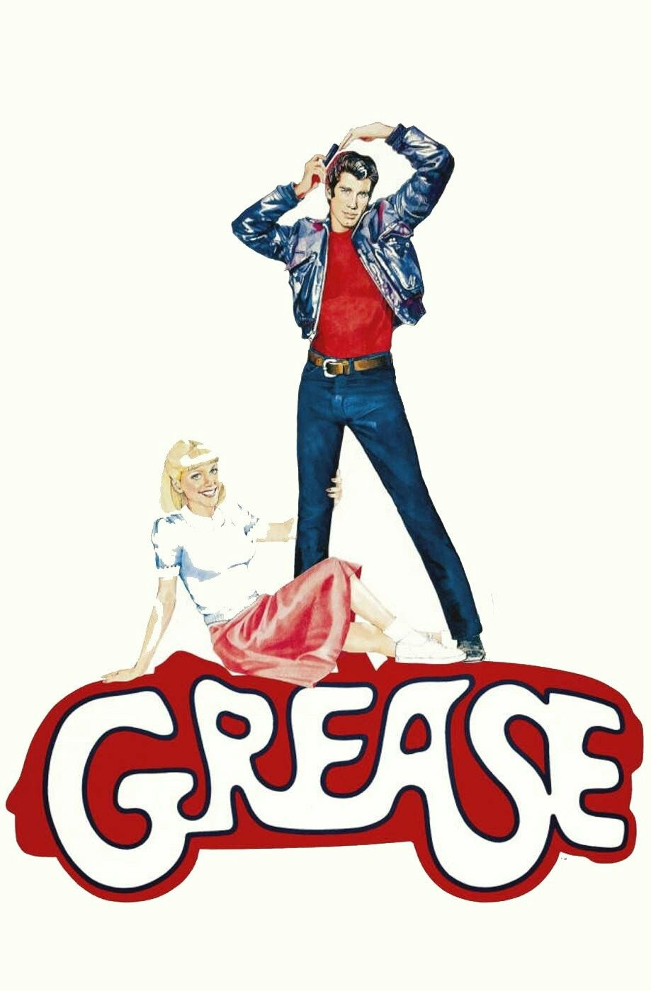 Pin By Anika On Wallpapers And Backgrounds Grease Movie Grease Is The Word Classic Movie Posters