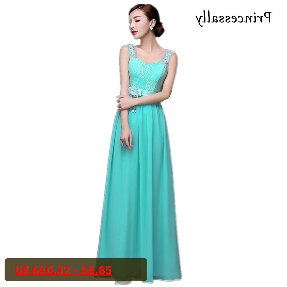 Vestido de festa turquoise bridesmaid dress chiffon two trap vestido de festa turquoise bridesmaid dress chiffon two trap turquoise blue bridesmaid dresses prom gown vestidos ombrellifo Image collections