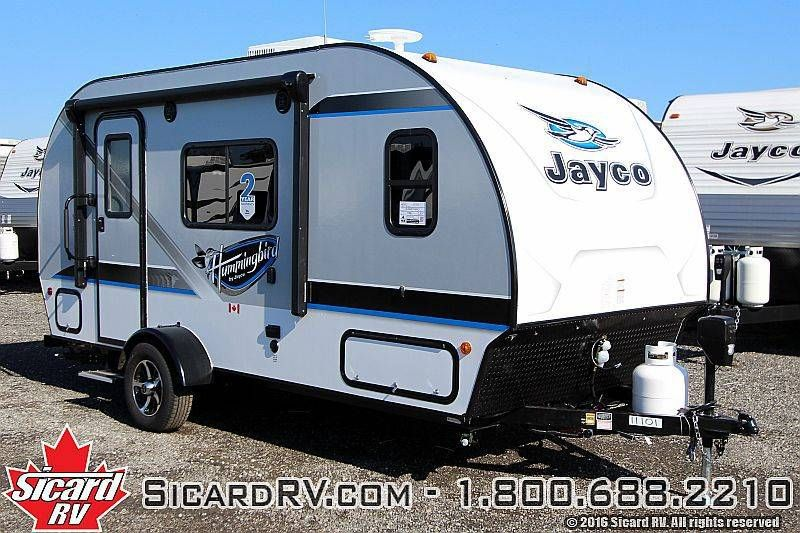 2017 Jayco Hummingbird 17RB for sale Smithville, ON