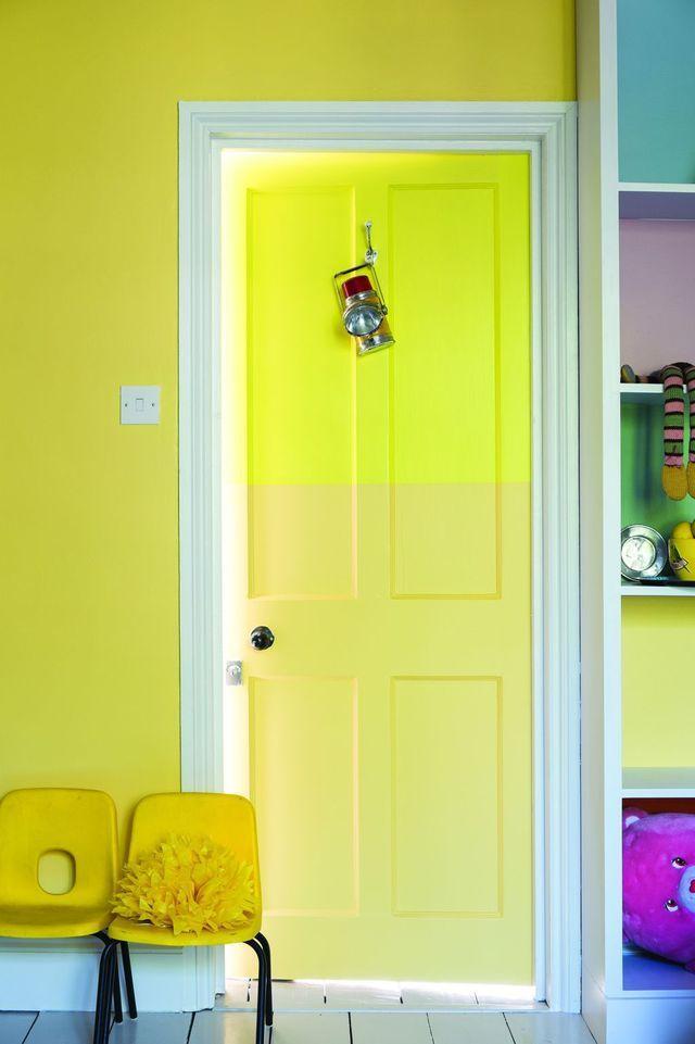 Decoration entrée maison  les idées pour la relooker Pastel room
