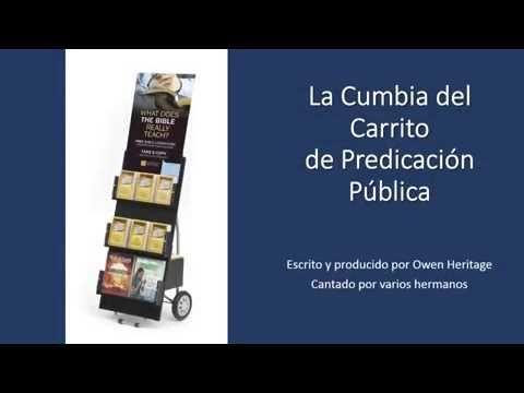 JW Cumbia del carrito predicación publica | Jehovah witness