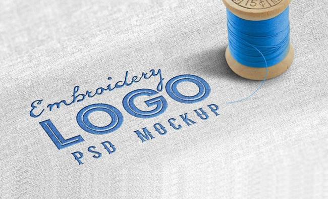 20 Free Logo Mockup PSD Templates for Logo Designers