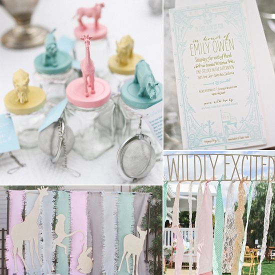 Welcome To The Jungle 25 Of The Best Baby Shower Themes Ever