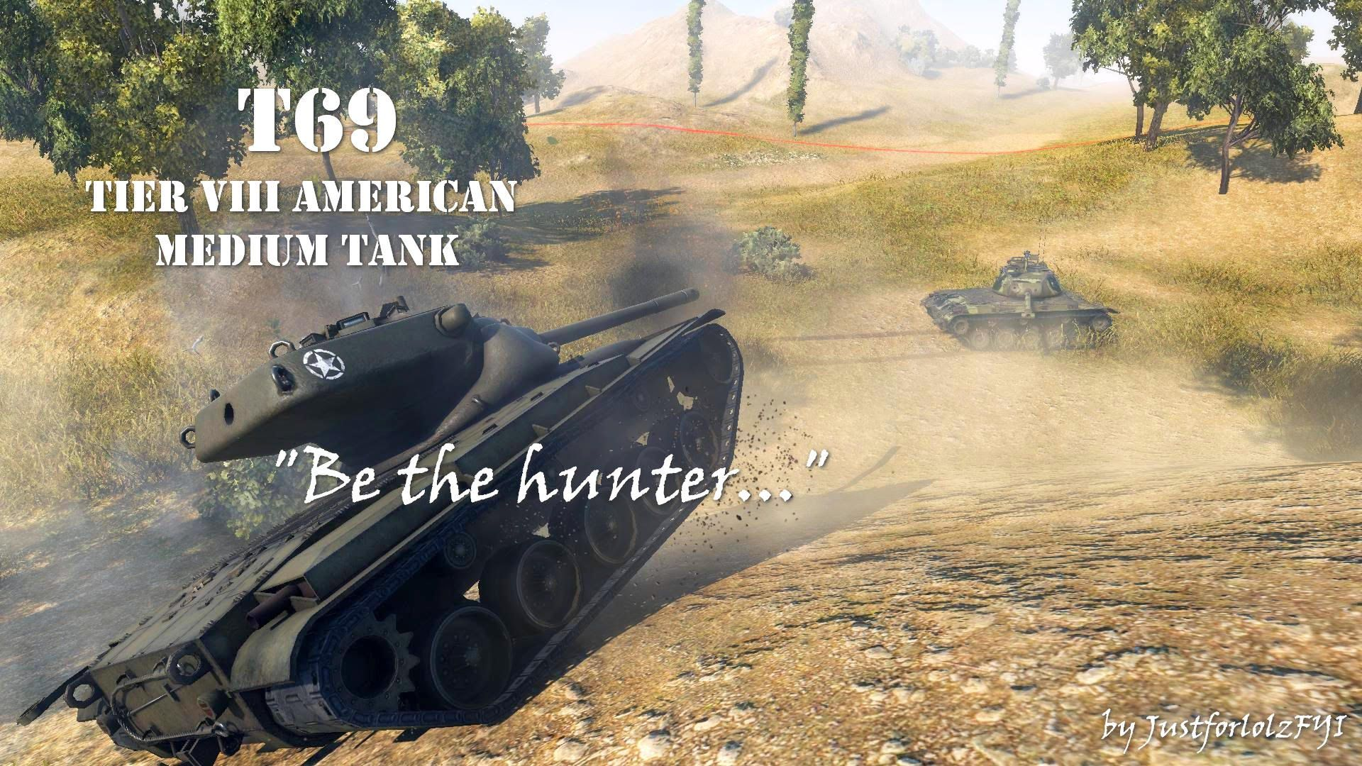 World of Tanks - T69 Review & Gameplay | World of tanks
