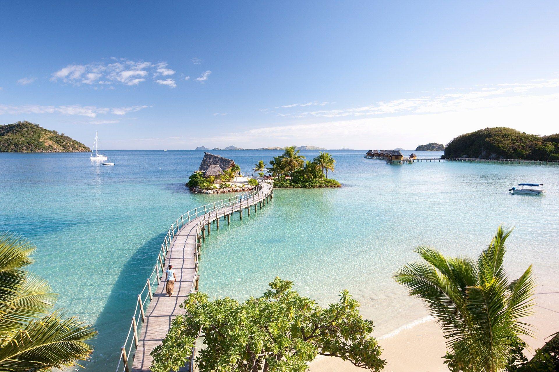The Blue Lagoon Beach Resort Fiji S Serene Paradise
