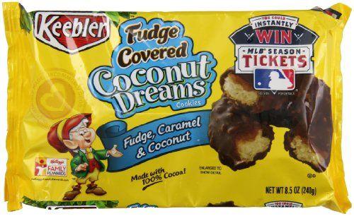 Keebler Fudge Covered Coconut Dreams,... (bestseller)
