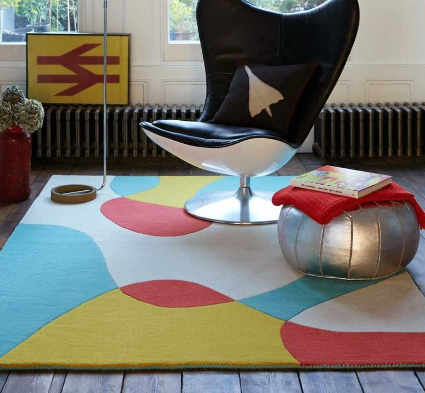 Salon Laine Contemporain Matrix Max53 Arc Bright | Colour Use | Pinterest | Tapis