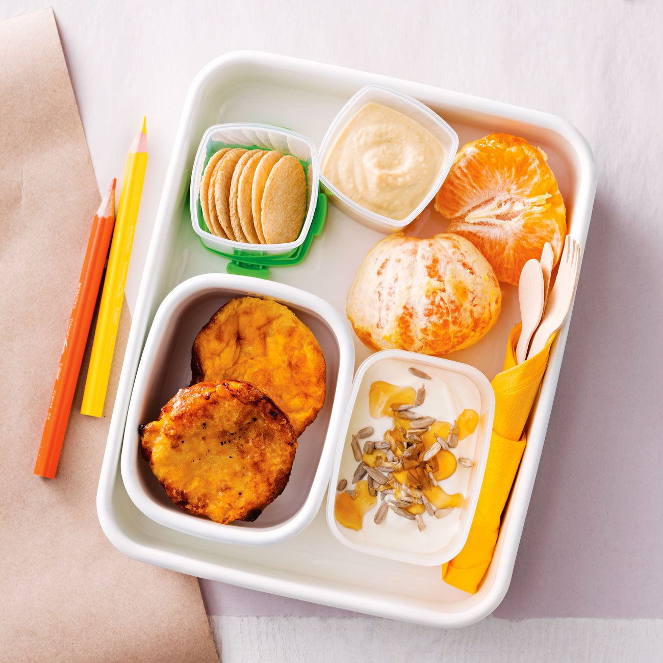 Pumpkin frittatas snacks recipe snacks lunches and frittata how to pack the perfect lunchbox for your kids pumpkin frittatas snacks forumfinder Images