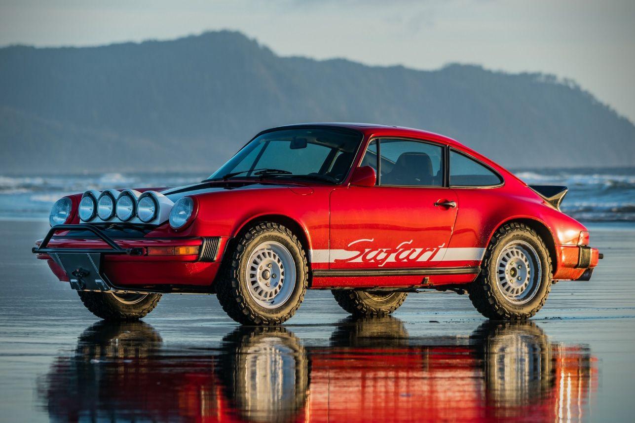 Auction Block 1983 Porsche 911sc Safari Hiconsumption Classic