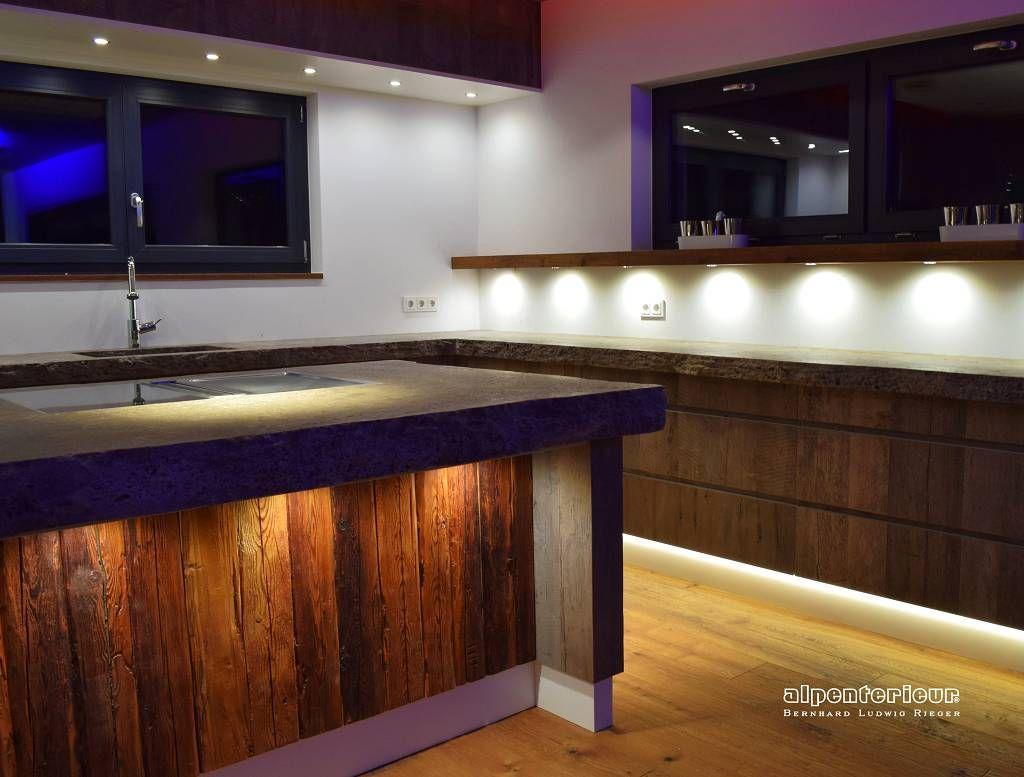 k chen modern art. Black Bedroom Furniture Sets. Home Design Ideas