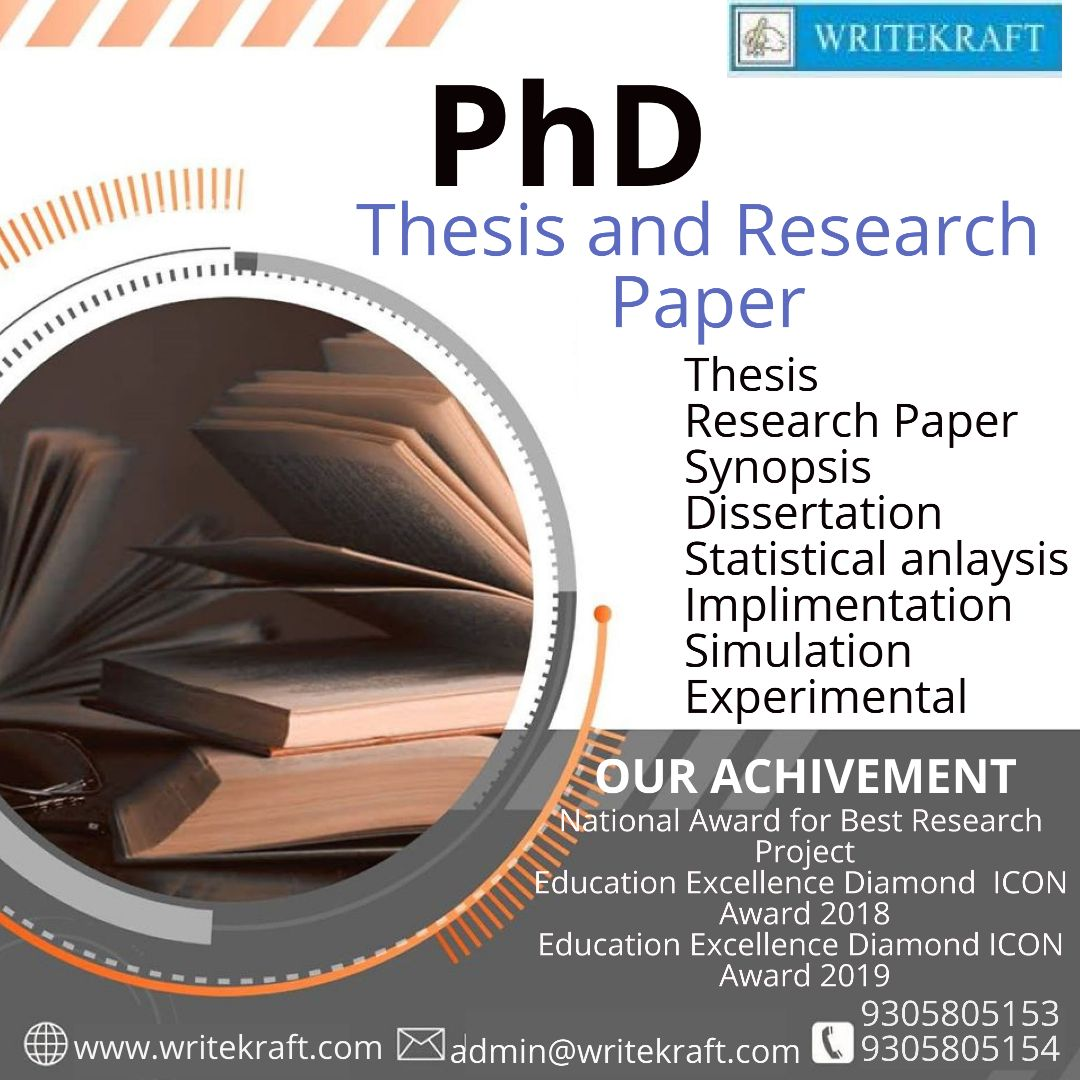 Www Writekraft Com Research Paper Thesis Research Paper Dissertation