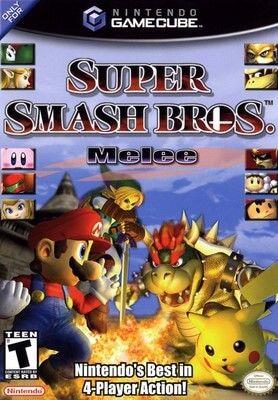 Super smash Bros Melee [PAL] [NGC]