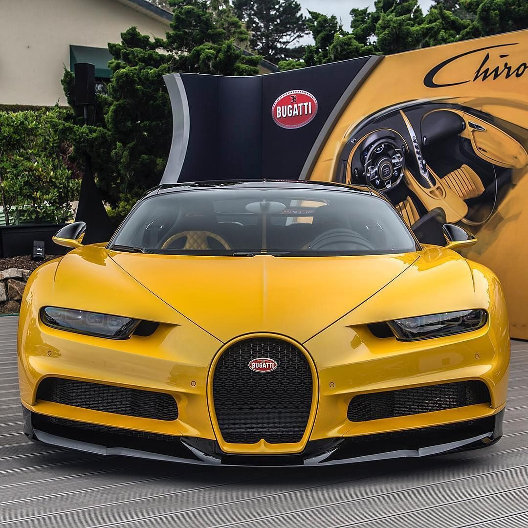 Bugatti Chiron Sport Top Speed: Bugatti Chiron W16 Engine Top Speed: 420km/h