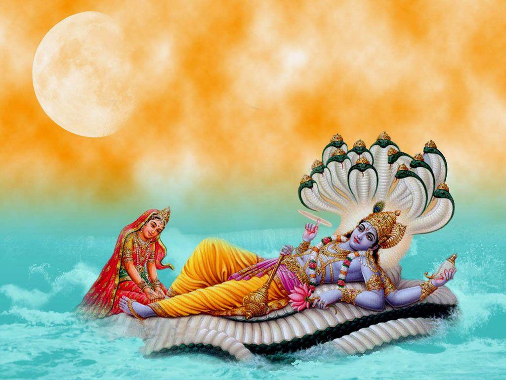 God Vishnu Maa Laxmi Hindi Spiritual Story Lord Vishnu Wallpapers Lord Vishnu Vishnu