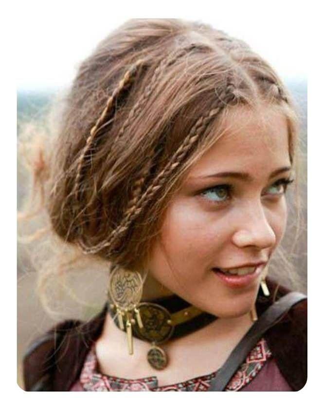 122 70er Frisuren Die Sie Fur Jeden Look Wunschen 70erfrisuren Die Fur Jeden Sie Wunschen In 2020 Hippie Hair Cool Braid Hairstyles Hair Styles