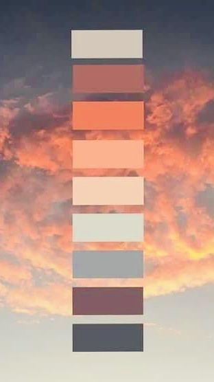 Website Design Development Services Top Web Design In Lancaster Pa Sunset Color Palette Color Palette Design Nature Color Palette