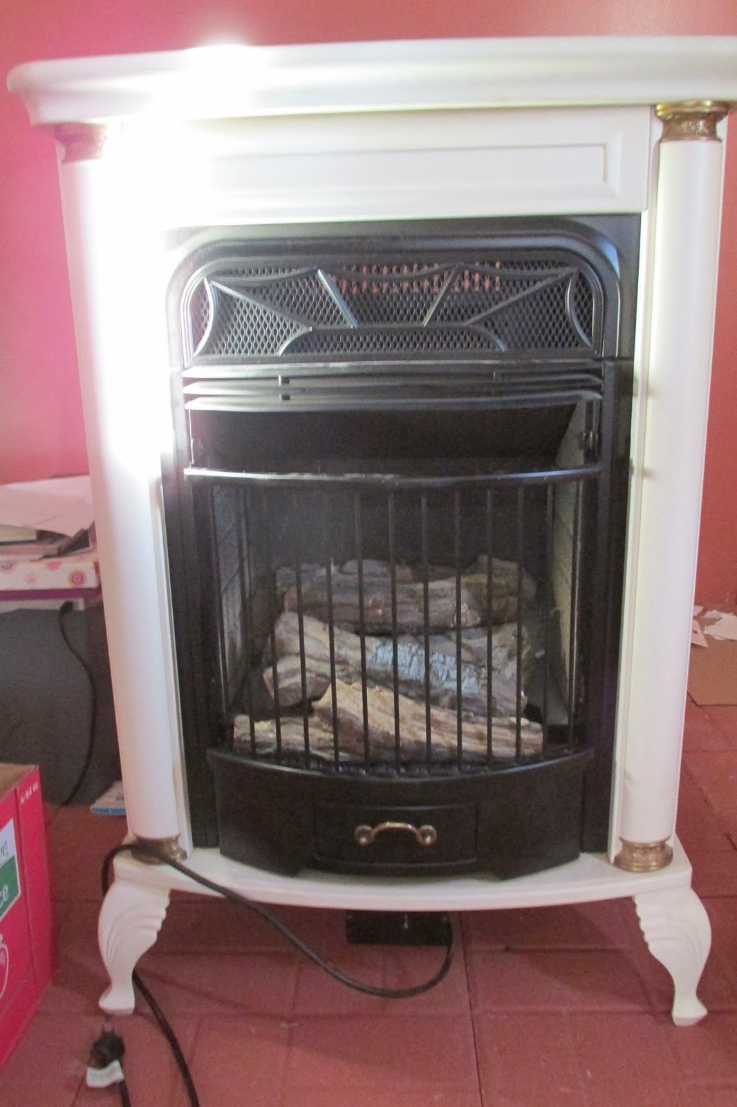 How Does A Vent Free Gas Fireplace Work Charmglow Vent Free Fireplace Propane Fireplace Remodelling