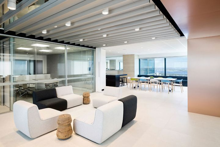 boston consulting group office by carr design group perth retail