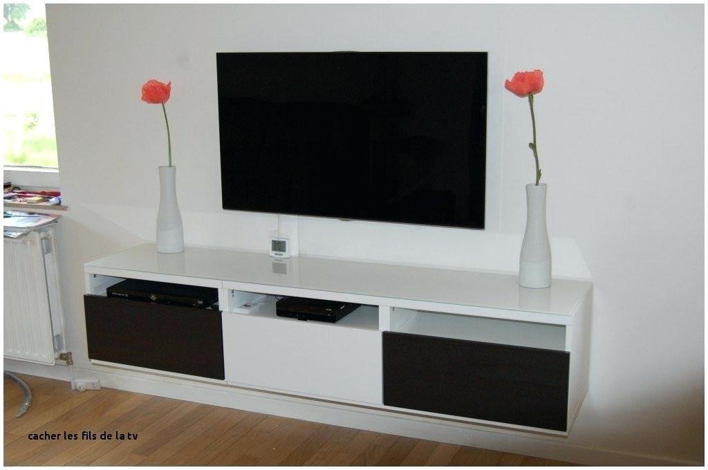 Cacher Les Cables Tv Cache S La Cache Cache Cable Tv Mural Design