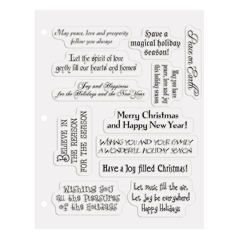 oriental trading  card sayings christmas card sayings