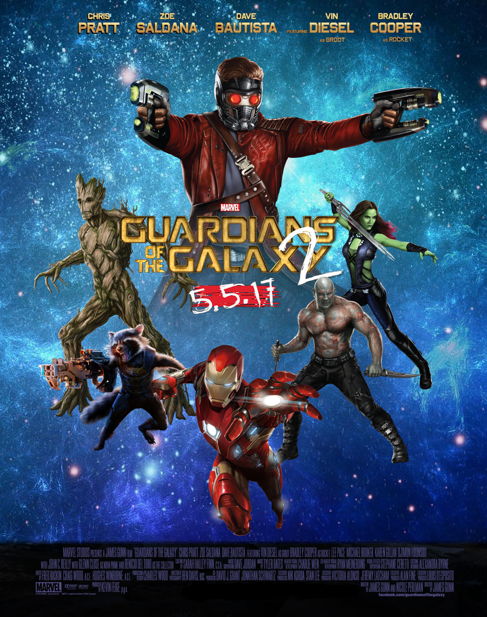 Watch Guardians Of The Galaxy Vol 2 2017 Full Movie Online