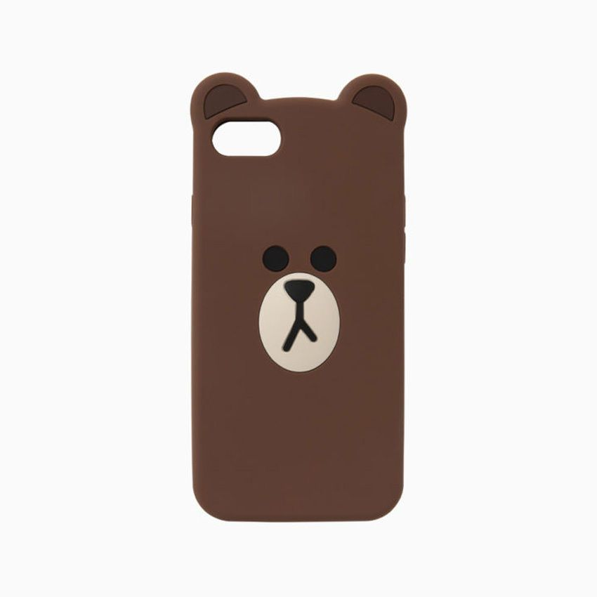 the best attitude 413ed 73fdc Details about [NEW] Line Friends Store Official Brown Character ...