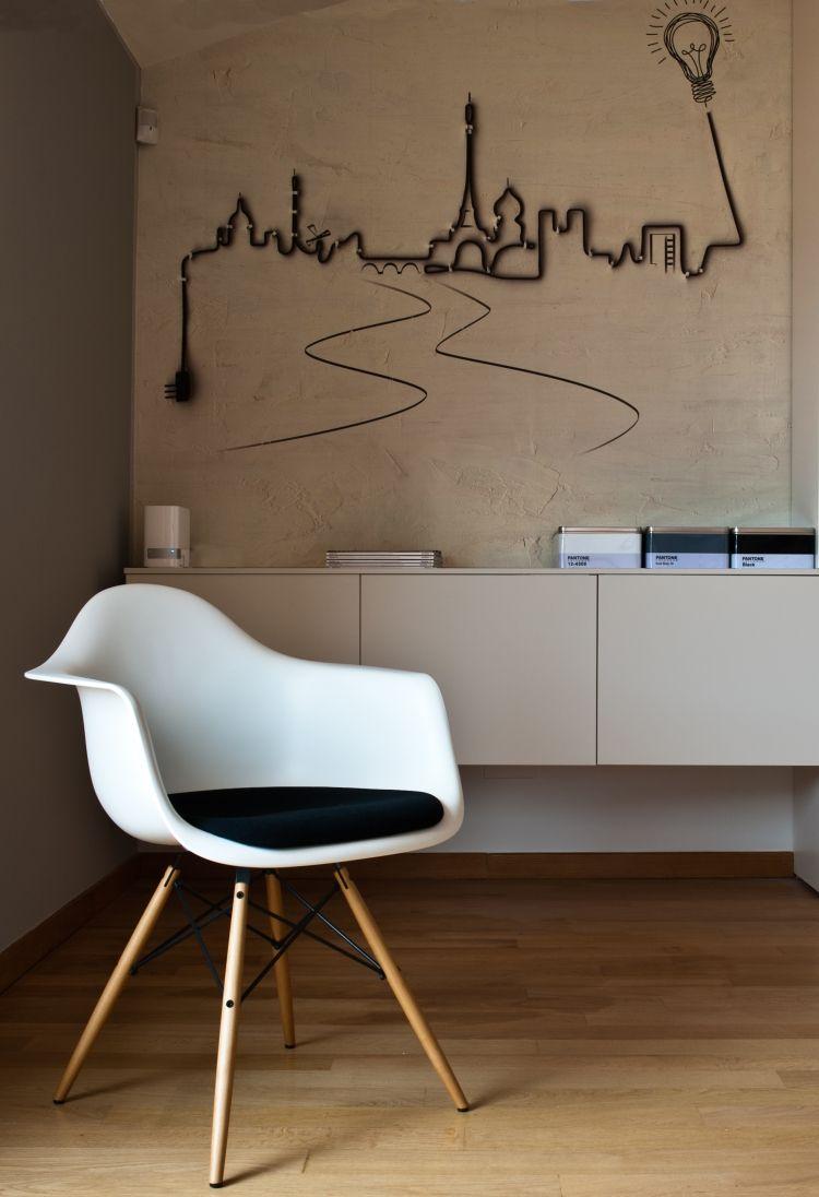 Eames Plastic Armchair Ist Der Erste Massenproduzierte Stuhl Und Als  Designklassiker Bezeichnet Und Hat In Den Jahren Seit Mehrere Auszeichnungen