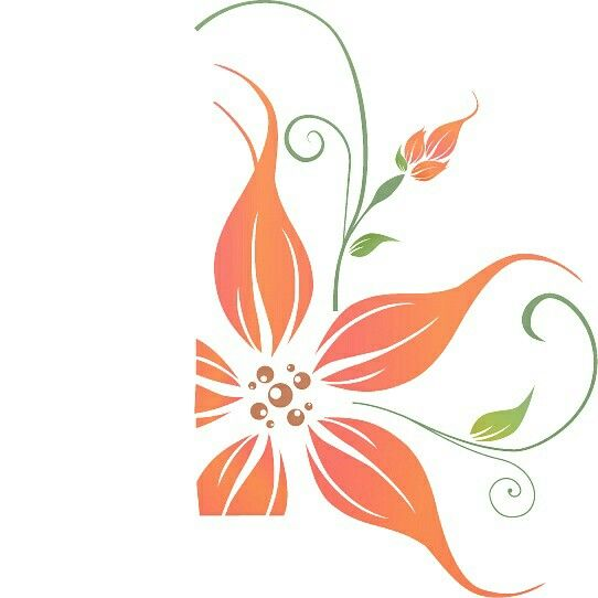 Nishu R   #illustration #flowers #motif | Nisa's design