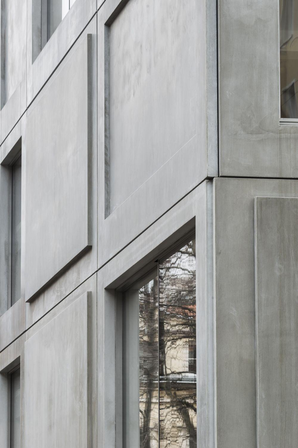 Pflegeheim innenarchitektur a f a s i a diener u diener  urban  pinterest  diener fassaden