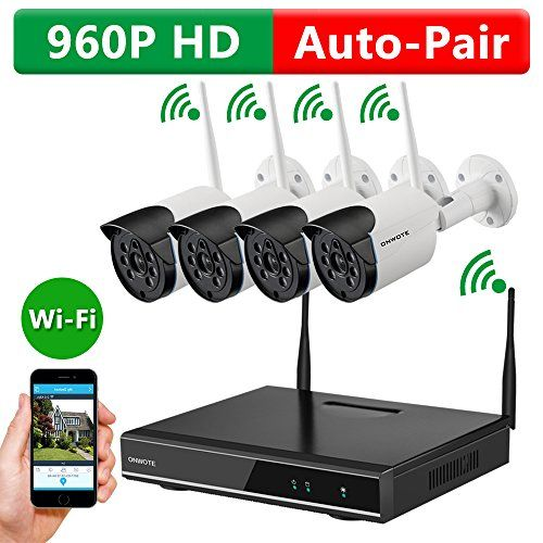 Pin By Product Reviewer On Amazon Wireless Security Camera System Security Cameras For Home Wireless Home Security Cameras