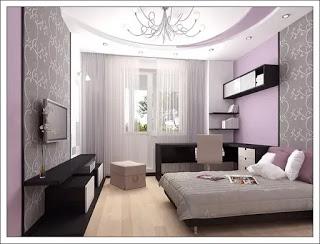 اجمل صور غرف نوم للعرسان جميلة 2021 In 2021 Purple Bedroom Design Aesthetic Bedroom Bedroom Design