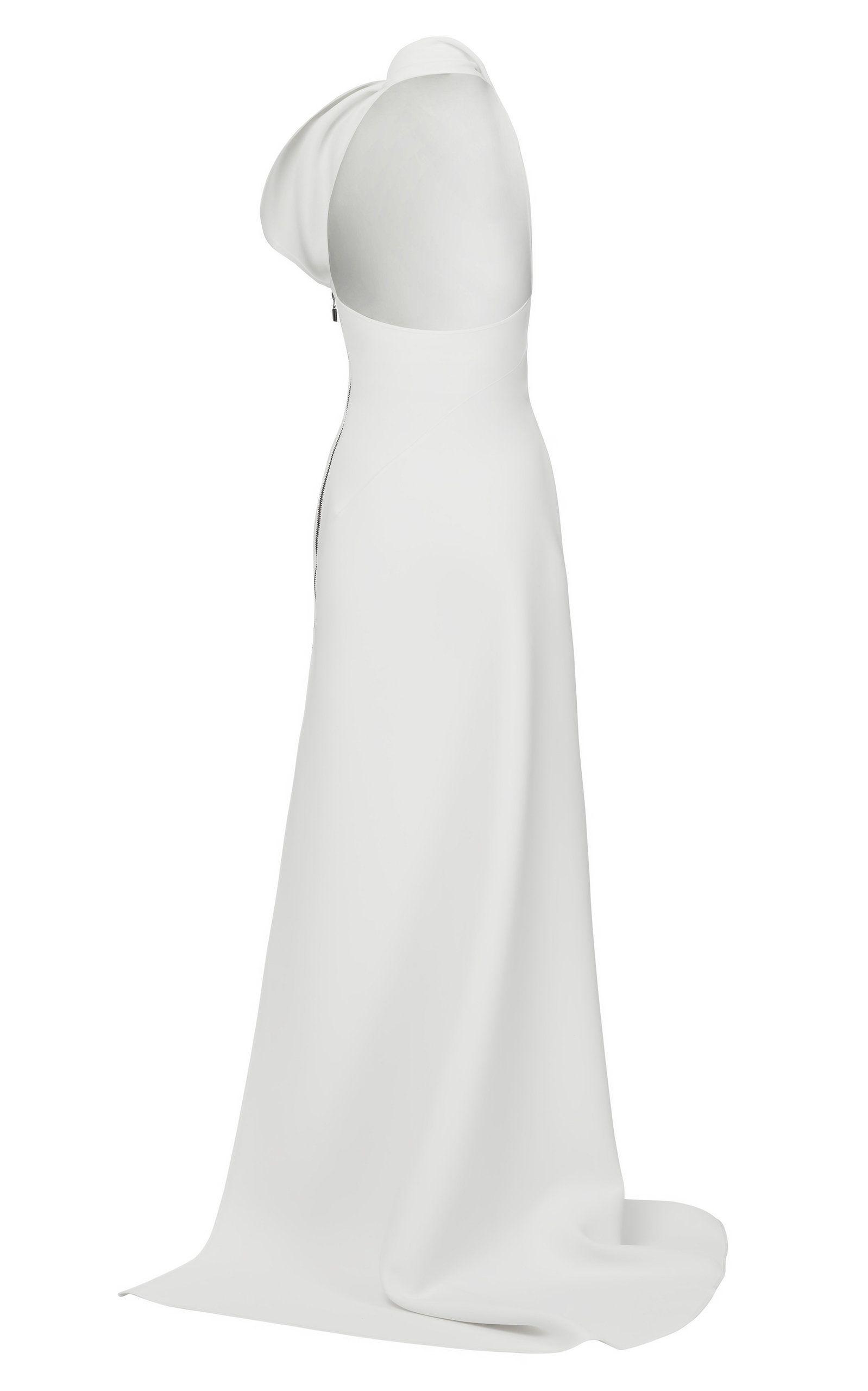 Maticevski Acceptance Halterneck Cady Gown Wedding Dresses Princess Ballgown Summer Wedding Dress Beach Princess Wedding Dresses [ 2560 x 1598 Pixel ]